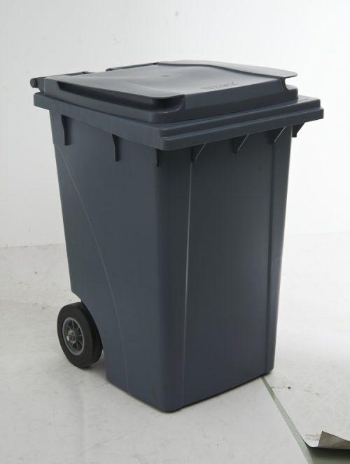 poubelle sur roue