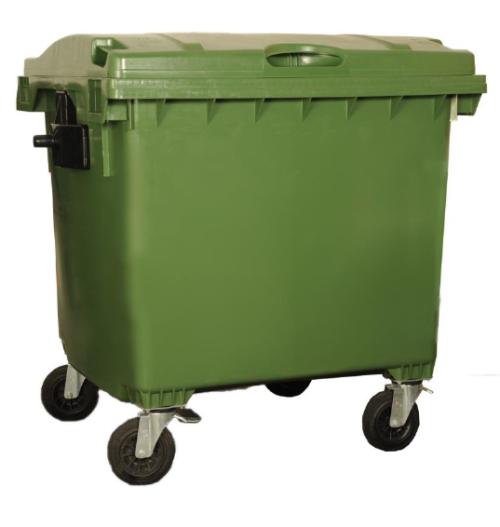poubelle d'exterieur 1100 L