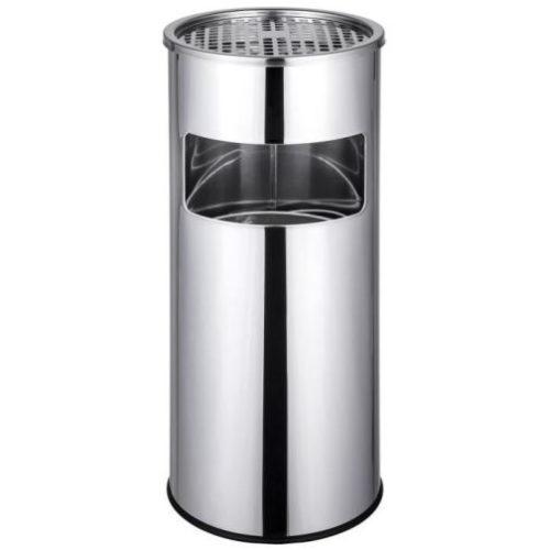 cendrier poubelle 12l