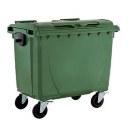conteneur à déchets 660L